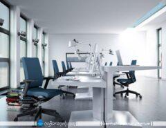 طراحی دکوراسیون شیک و تشریفاتی در محیط اداری