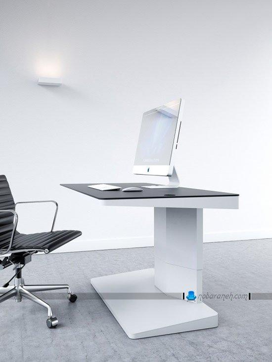 مدل میز اداری و کارمندی برای کامپیوتر وکارهای تحریری