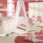 سیسمونی نوزاد دخترانه و پسرانه در اتاق خوابهای زیبا