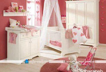 دکوراسیون اتاق نوزاد و سیسمونی