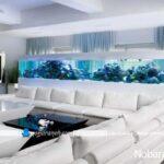 آکواریوم خانگی و آپارتمانی با مدلهای تزیینی و دیدنی