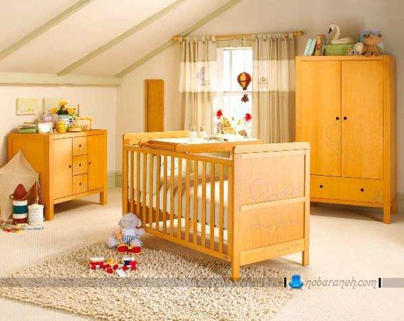 سیسمونی اتاق نوزاد کلاسیک