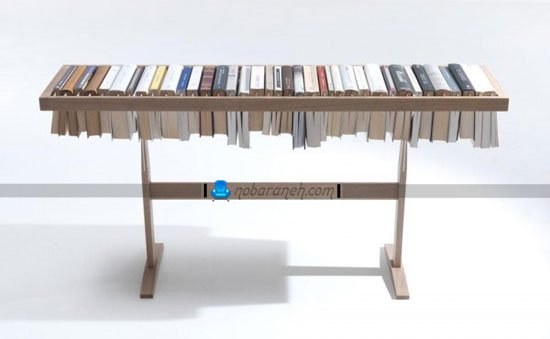 مدل کتابخانه فانتزی
