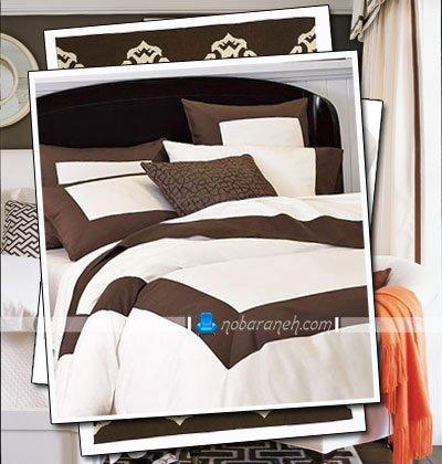طراحی دکوراسیون شیک اتاق خواب عروس