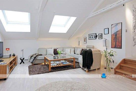 عکس و مدل های چیدمان ال در خانه و منزل / عکس