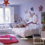 تزیین اتاق کودک با مبلمان و وسایل ساده و ارزان قیمت