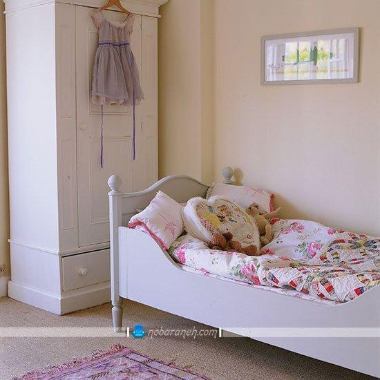 تزیین اتاق بچه دختر با وسایل ساده و ارزان