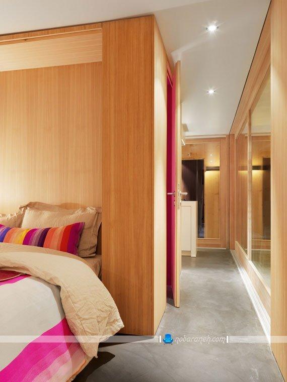 دیوارپوش های چوبی برای دکوراسیون مدرن خانه و منزل
