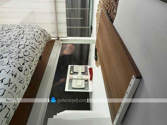 پله دوبلکس مناسب خانه های کوچک / عکس