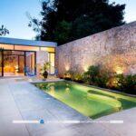 مدل های آبنمای شیشه ای و سنگی دیواری و پارتیشنی