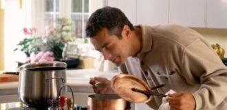 طراحی دکوراسیون مردانه و شیک آشپزخانه