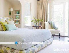 طراحی دکوراسیون داخلی اتاق خواب با رنگهای خنثیطراحی دکوراسیون داخلی اتاق خواب با رنگهای خنثی