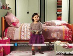 تزیین و چیدمان اتاق کودک به شکل ساده