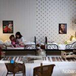 اتاق کودک دخترانه
