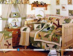 تزیین دیوارهای اتاق کودک با تابلوهای تزیینی