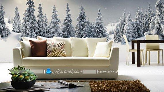 پوسترهای دیواری بزرگ کومار با طرح مدرن