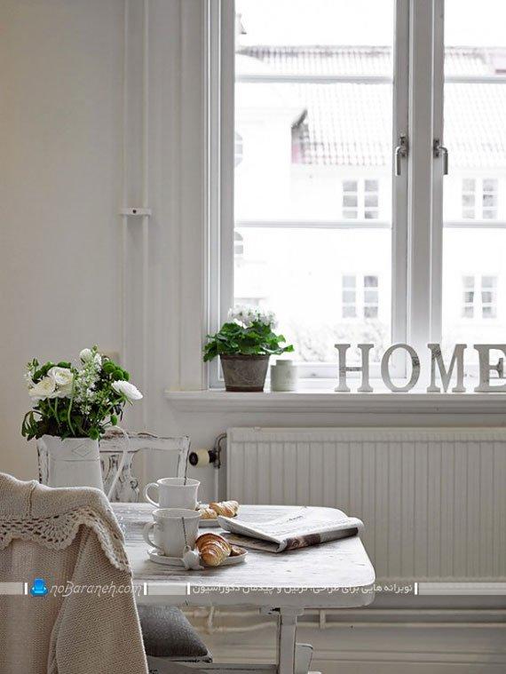 دیزاین سنتی و کلاسیک آشپزخانه