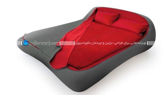 مدل جدید تخت خواب دو نفره / عکس