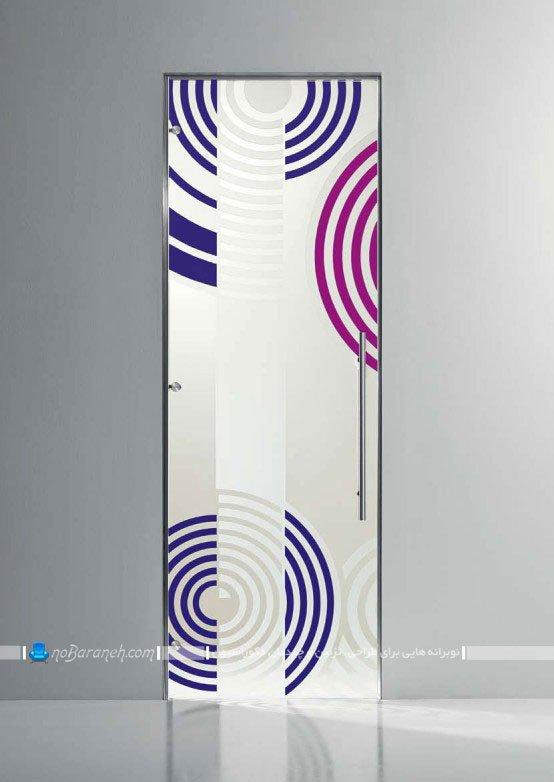 درب کشویی و شیشه ای دستی / عکس