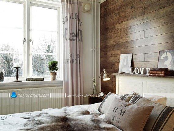 دکوراسیون کلاسیک و مدرن اتاق خواب