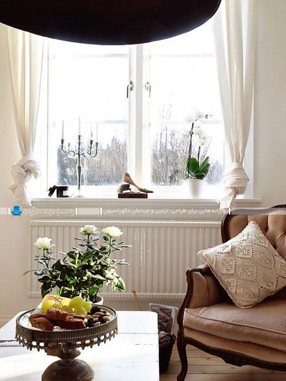 دکوراسیون ترکیبی کلاسیک و مدرن خانه