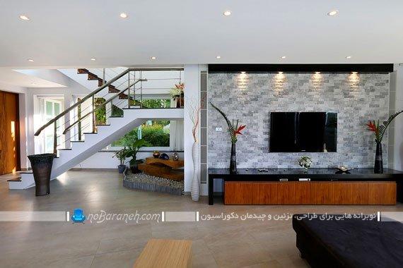 طراحی دکوراسیون داخلی خانه ویلایی