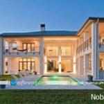 طراحی دکوراسیون داخلی و خارجی خانه ویلایی در تگزاس