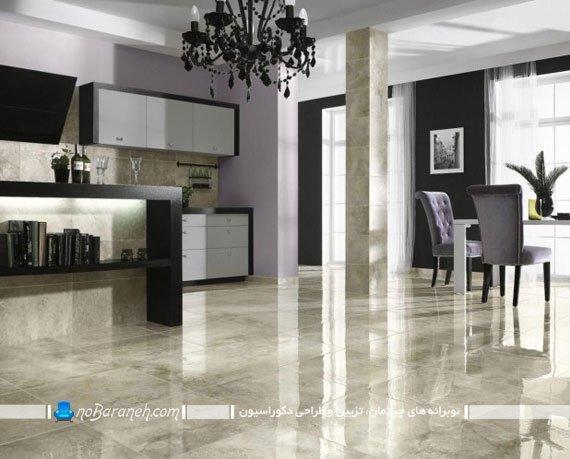 سرامیک کف آشپزخانه