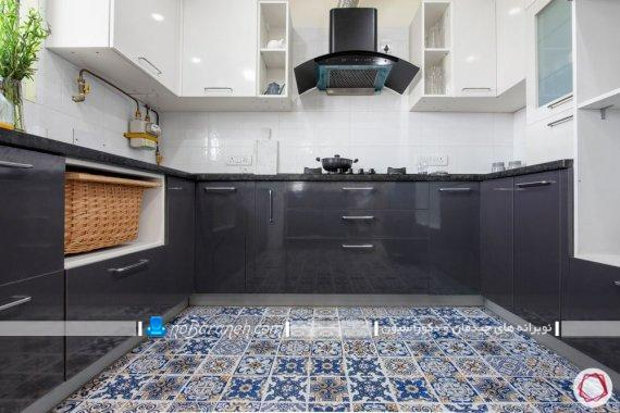 سرامیک آبی رنگ کفپوش آشپزخانه  ابعاد سرامیک کف آشپزخانه قیمت سرامیک آشپزخانه سرامیک کف آشپزخانه طرح چوب سرامیک کف چه رنگی خوبه