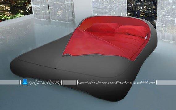 مدل جدید تخت خواب عروس و داماد / عکس