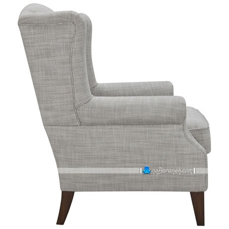 صندلی راحتی تک نفره با طرح و مدل سلطنتی