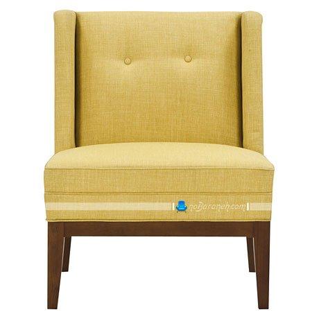 صندلی راحتی تک نفره بدون دسته
