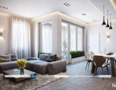 طراحی دکوراسیون مدرن خانه و منزل