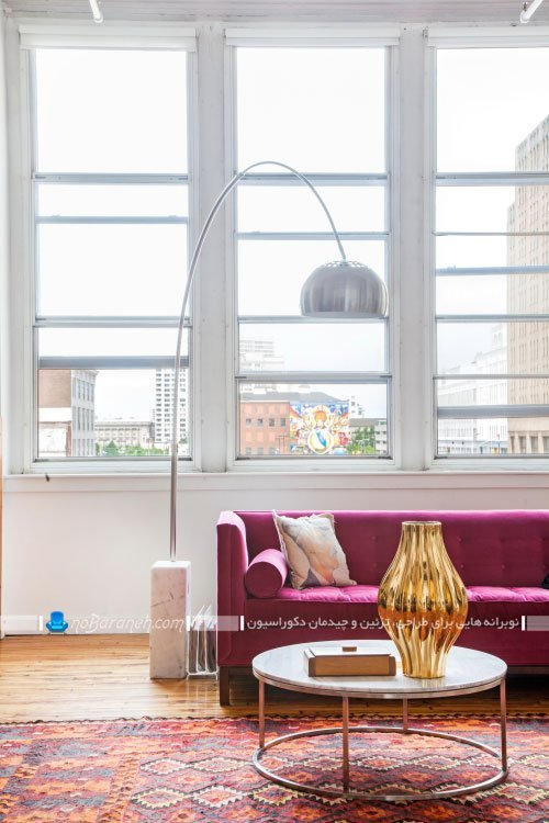 چیدمان و طراحی دکوراسیون کلاسیک و سنتی منزل