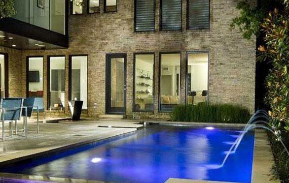 ایده های طراحی استخر در فضای باز و حیاط خانه