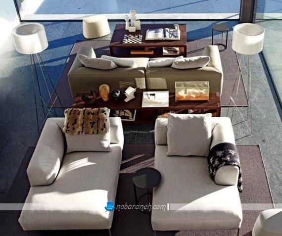 مبل راحتی ایتالیایی شیک و مدرن فانتزی. مدل های مبلمان راحتی ایتالیایی با طرح جدید و شیک مدرن.