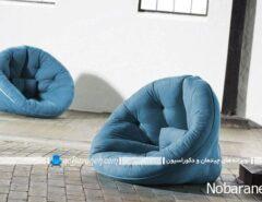 صندلی راحتی سنتی با طراحی جالب و دیدنی