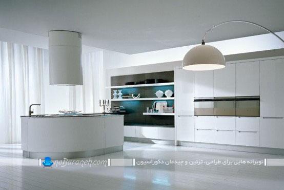 مدل آشپزخانه های اپن مدرن و زیبا
