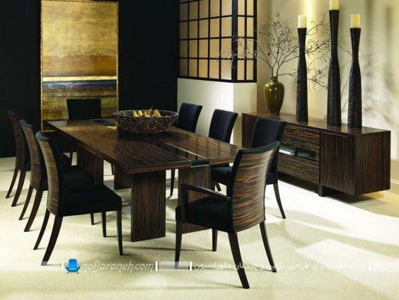 مبلمان و میز ناهارخوری ست شده / عکس