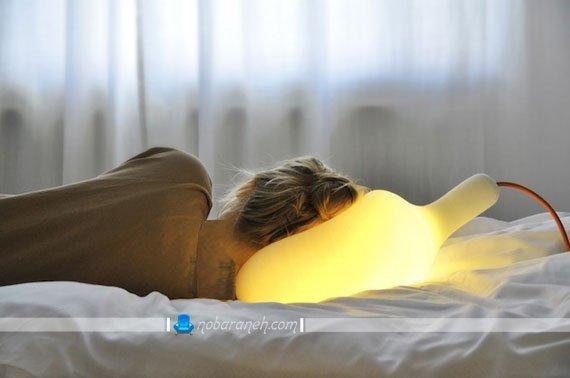 طرح جدید چراغ خواب و مطالعه