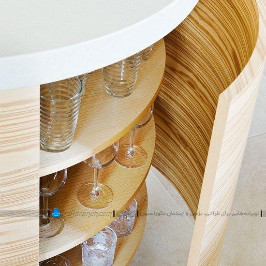 کابینت آشپزخانه مدرن / عکس