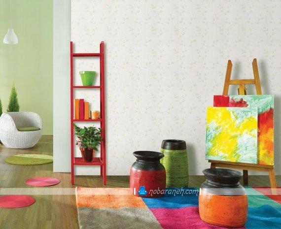 مدلهای جدید کاغذ دیواری اتاق کودک