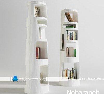 مدل کتابخانه کوچک خانگی
