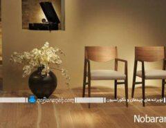 مدل کفپوش چوبی ممناسب فضاهای اداری