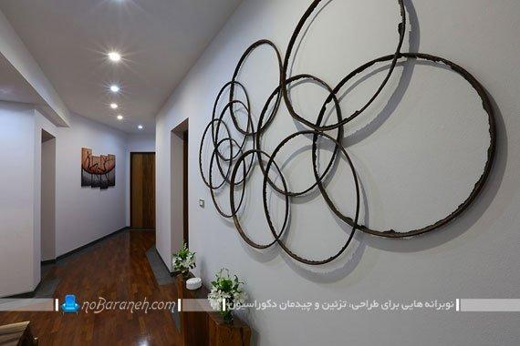 دیزاین دیوارهای خانه ویلایی لوکس
