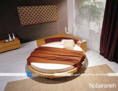عکس مدل های جدید تخت خواب اتاق عروس و داماد