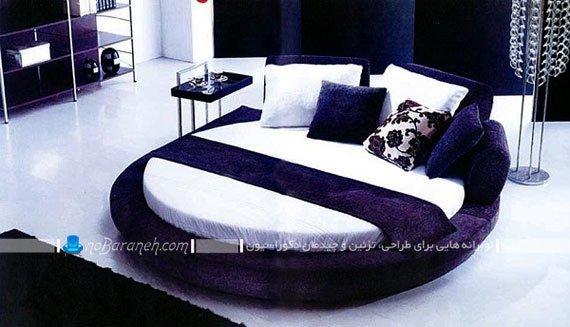 مدل سرویس خواب گرد برای اتاق عروس