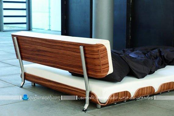 عکس و مدل سرویس خواب و تخت خواب دو نفره اتاق عروس / عکس