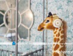 عروسک های تزیینی برای دیزاین اتاق نوزاد