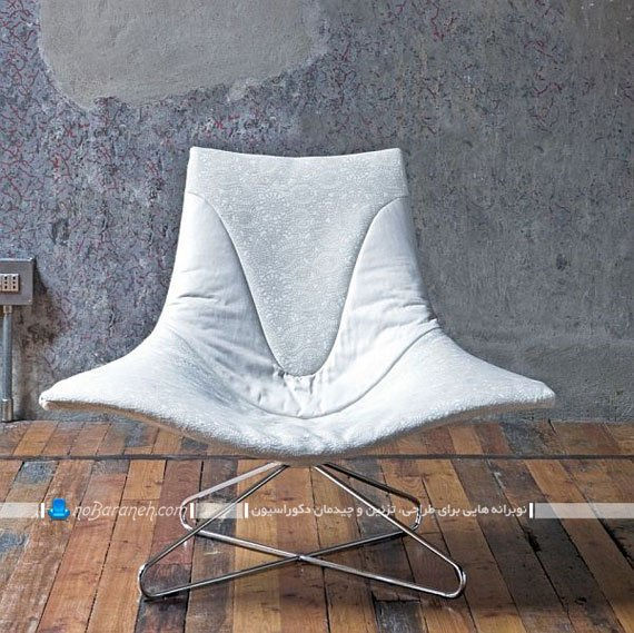صندلی تک نفره فانتزی شیک و زیبا
